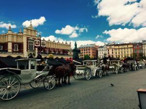 Hostel Rynek 7, Ostelli  Cracovia - big - 38