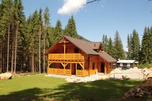 3 star pensiune Chata Iľanovka Demänovská Dolina Slovacia