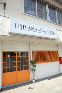 Fujiyama Base, Bed and Breakfasts - Fudžijošida