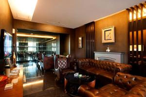 Grand Aston City Hall Hotel & Serviced Residences, Aparthotels  Medan - big - 28