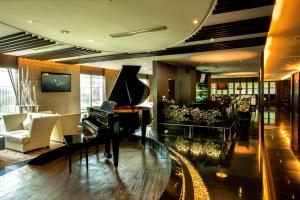Grand Aston City Hall Hotel & Serviced Residences, Aparthotels  Medan - big - 45