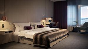 KUST Hotell & SPA, Hotel  Piteå - big - 41