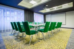 Park Inn by Radisson Bucharest Hotel & Residence, Aparthotels  Bukarest - big - 32