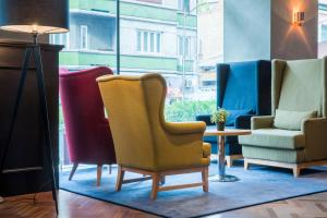 Park Inn by Radisson Bucharest Hotel & Residence, Aparthotels  Bukarest - big - 48