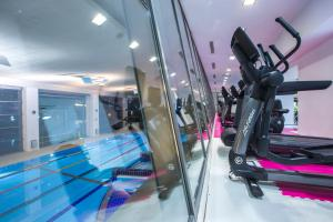 Park Inn by Radisson Bucharest Hotel & Residence, Aparthotels  Bukarest - big - 22