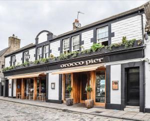 Orocco Pier - Musselburgh