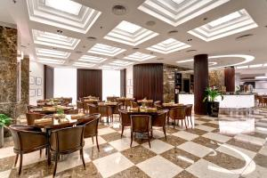 AZIMUT Hotel Olympic Moscow, Hotely  Moskva - big - 100
