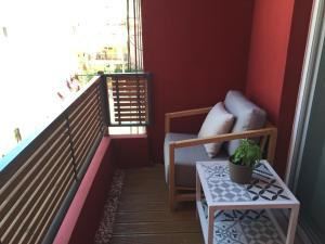 Miltos Apartment, Apartmanok  Himara - big - 8