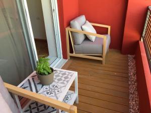 Miltos Apartment, Apartmanok  Himara - big - 10