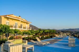 Panorama Villas, Апарт-отели  Айос-Николаос - big - 36