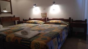 Ipanema Hotel, Szállodák  Tingáki - big - 21