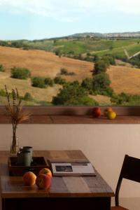 Casale Sterpeti, Panziók  Magliano in Toscana - big - 23