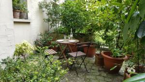 Location gîte, chambres d'hotes Les Carrés dans le département Yvelines 78