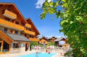 Location gîte, chambres d'hotes Résidence Goélia Les Chalets de la Toussuire dans le département Savoie 73
