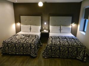 Hotel Flamingo Merida, Hotely  Mérida - big - 36