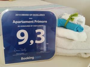 Apartament Primore