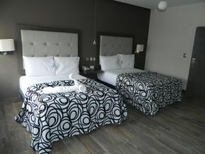 Hotel Flamingo Merida, Hotely  Mérida - big - 49