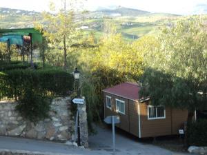 Camping Rural Presa La Viñuela.  Foto 16