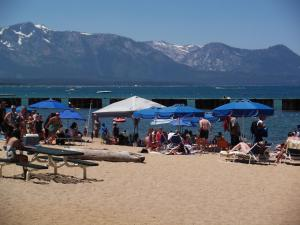 7 Seas Inn at Tahoe, Penziony – hostince  South Lake Tahoe - big - 42