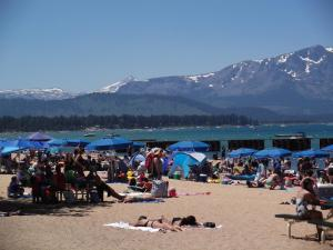7 Seas Inn at Tahoe, Penziony – hostince  South Lake Tahoe - big - 47