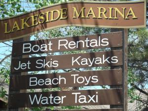 7 Seas Inn at Tahoe, Penziony – hostince  South Lake Tahoe - big - 43