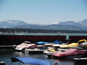 7 Seas Inn at Tahoe, Penziony – hostince  South Lake Tahoe - big - 41