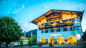3 hvězdičkový hotel Hotel Bellevue Bad Wiessee Německo
