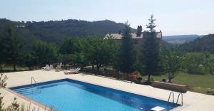 Les Muntades, Ferienwohnungen  Jorba - big - 10