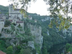 Accommodation in Saint-Cirq-Lapopie
