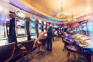 Sibaya Lodge & Entertainment Kingdom, Resort  Sibaya - big - 44