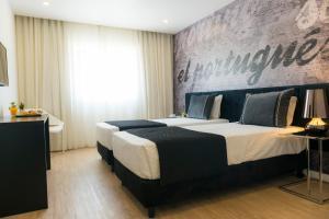Hotel Manteigadas, Setúbal