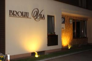 Broliu Vila, Hotel  Druskininkai - big - 1