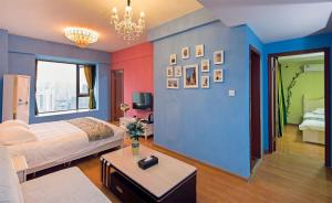 Chengdu Bojin Boutique Apartment, Apartmanok  Csengtu - big - 56