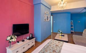 Chengdu Bojin Boutique Apartment, Apartmanok  Csengtu - big - 58