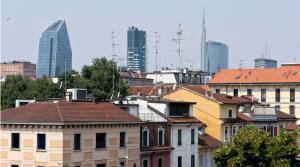 Italianway-Benedetto Marcello, Appartamenti  Milano - big - 45