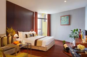 Somerset West Lake Hanoi, Apartments  Hanoi - big - 4