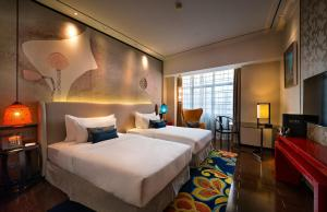 Guangzhou Baiyun Hotel, Hotely  Kanton - big - 27