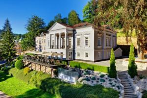 4 stern hotel Gourmet Hotel Villa Patriot Marienbad Tschechien