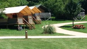 Camping Padimadour, Kempingek  Rocamadour - big - 16