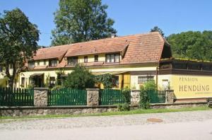 Pension Hendling - Stickelberg