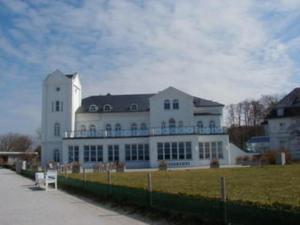 Haus Bischofsstab - Turmwohnung am Meer - Heiligendamm