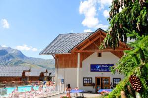 Goélia - Les Chalets des Marmottes - Hotel - St Jean d'Arves