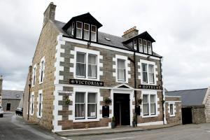 Auberges de jeunesse - Victoria Hotel