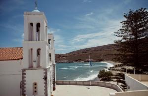 Villa Alisachni Andros Greece