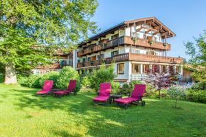 Penzion Gästehaus Linsinger Bad Wiessee Německo