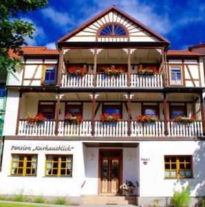 Pension Kurhausblick - Bad Suderode