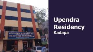 Auberges de jeunesse - Hotel Upendra Residency