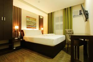 Emerald Boutique Hotel, Hotely  Legazpi - big - 8