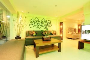 Emerald Boutique Hotel, Hotely  Legazpi - big - 17