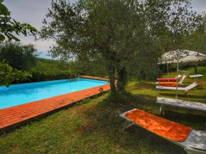 Cozy Farmhouse in Le Tolfe with Swimming Pool - AbcAlberghi.com